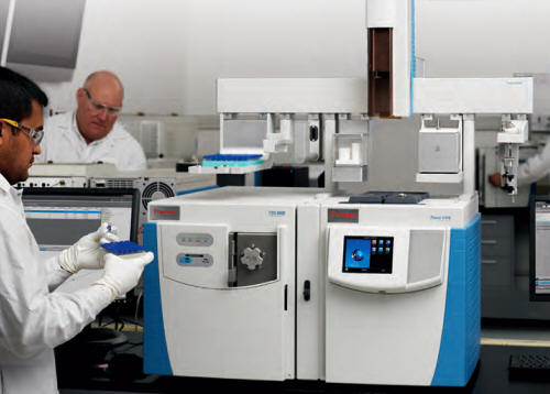 Chromatography and Mass Spectroscopy